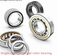 N336M Single row cylindrical roller bearings