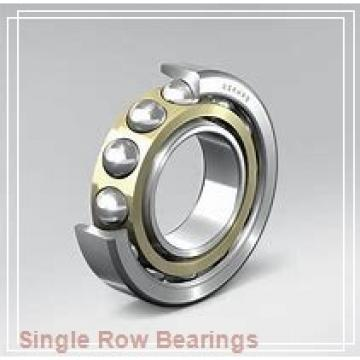 32321 Single row bearings inch