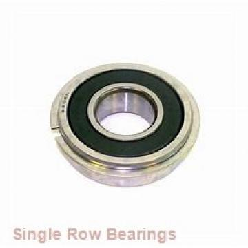 32320 Single row bearings inch