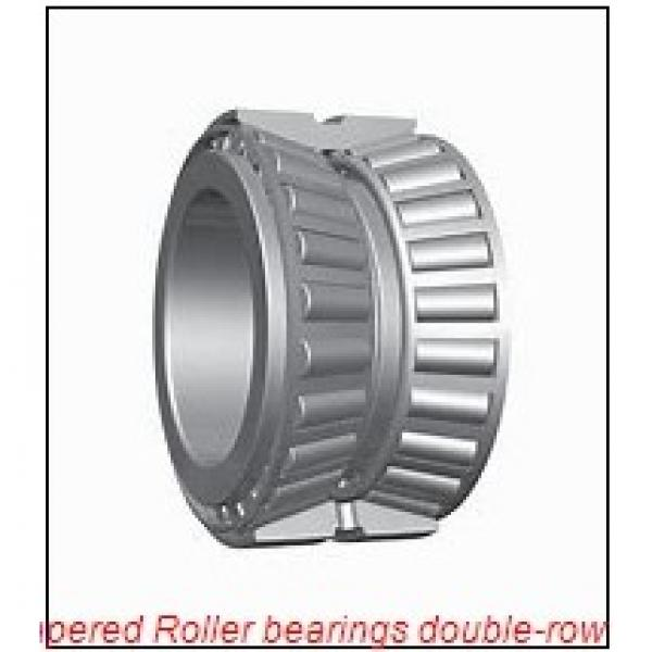 EE634356D 634510 Tapered Roller bearings double-row #1 image